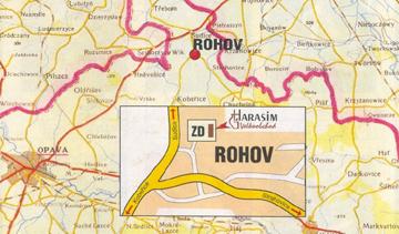 ROHOV, ul. Opavska 176, 747 25