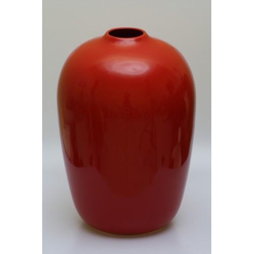 Keramická váza - dekorace