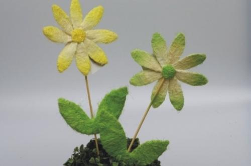 Květina za sisalu 46 cm