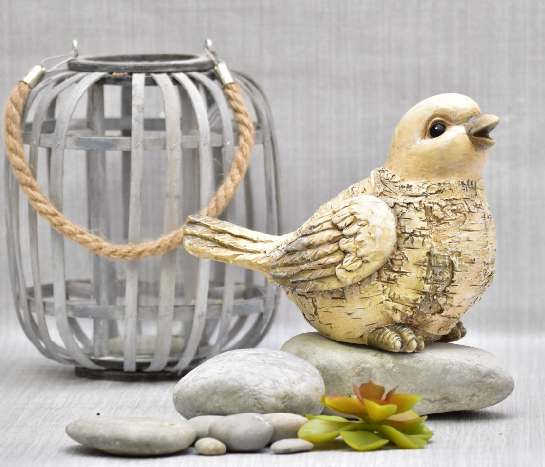Ptáček Bill 18x14x22,8 cm