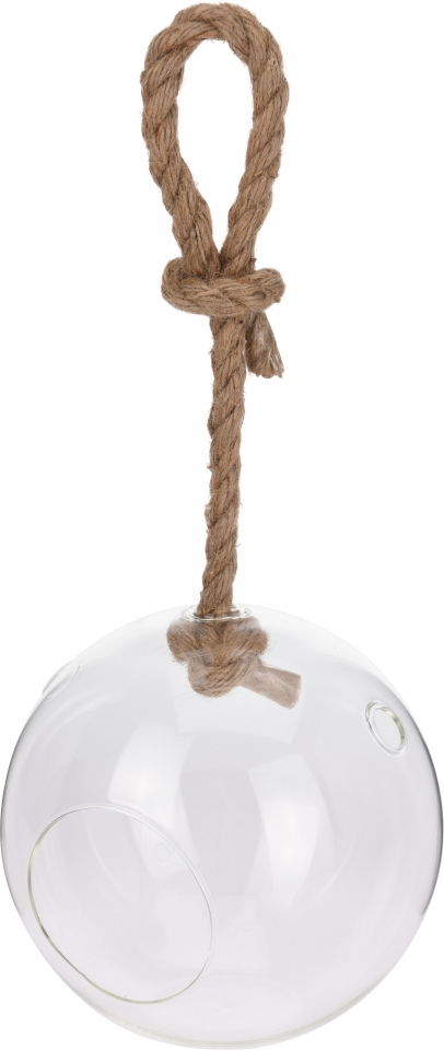 Skleněná koule 18,5 cm aerárium