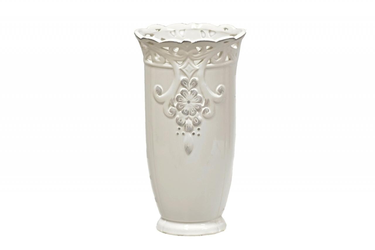 Keramická váza Antik 24x13 cm