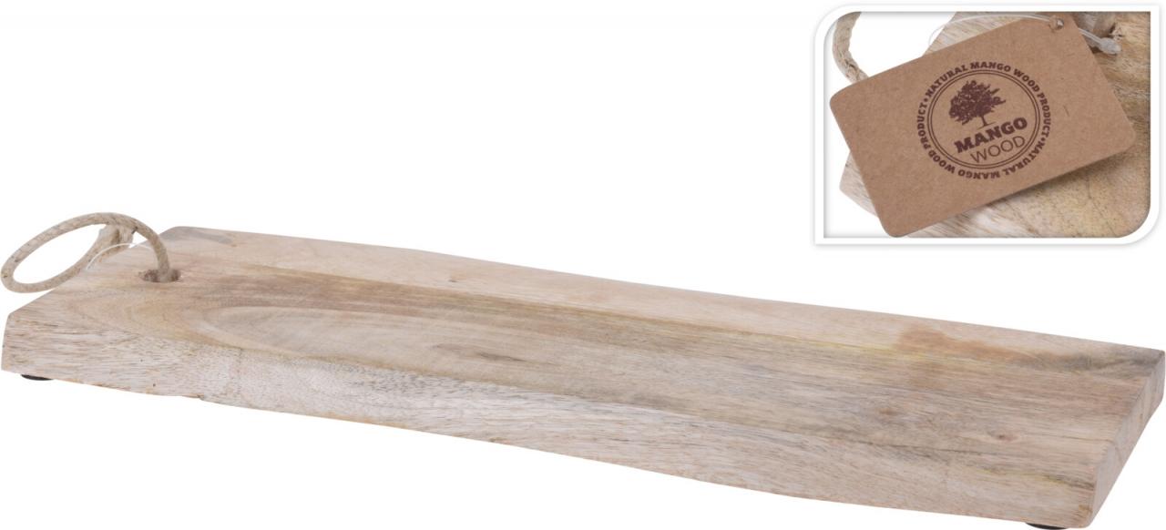 Krájecí prkénko s lanem 40x16x2,5 cm