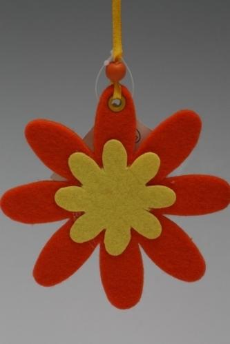 Jarní květina závěs