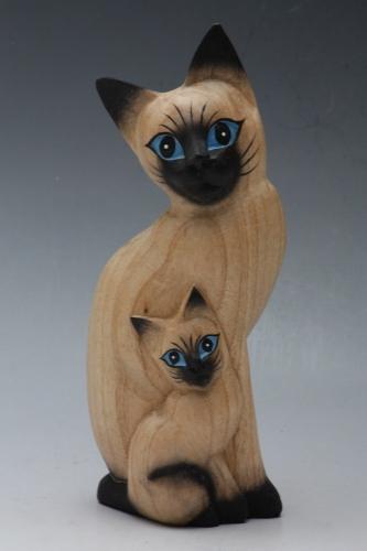 Figurka kočky M