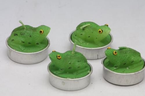 Svíčka žába