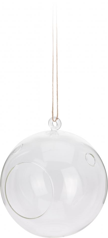 Skleněná koule 14 cm aerárium