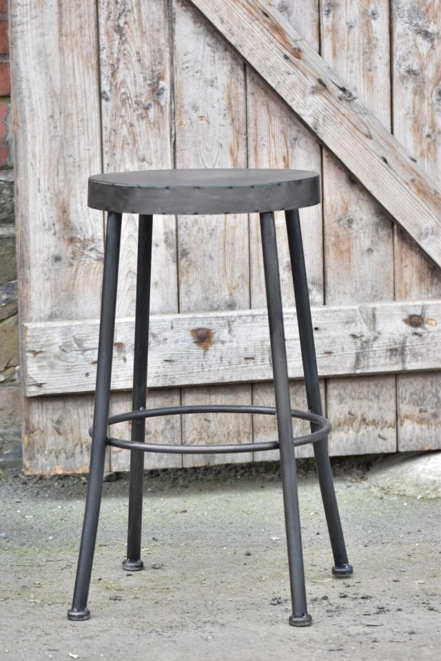 Kovová stolička Ranson