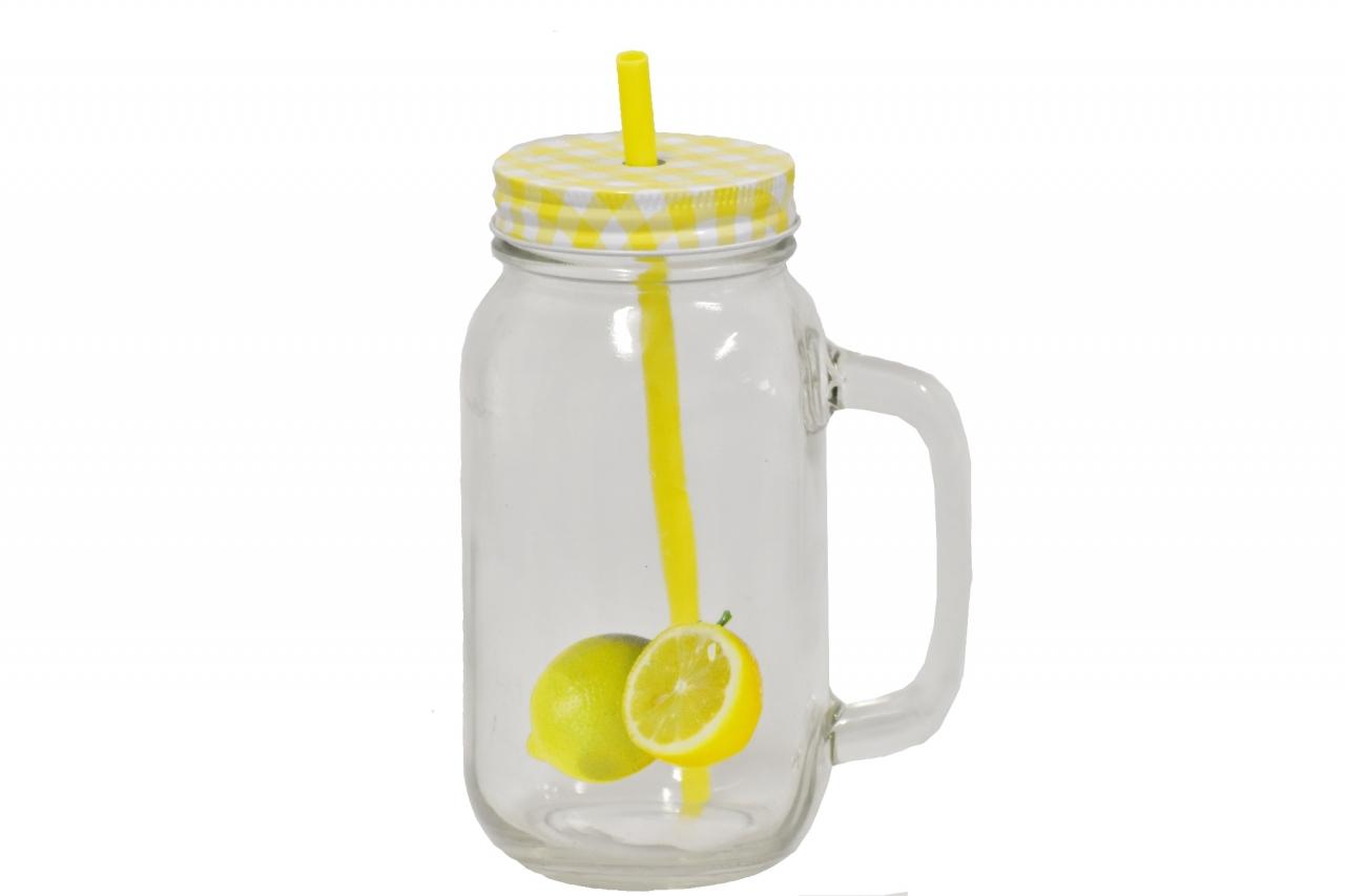 Párty sklenice Lemons 750 ml