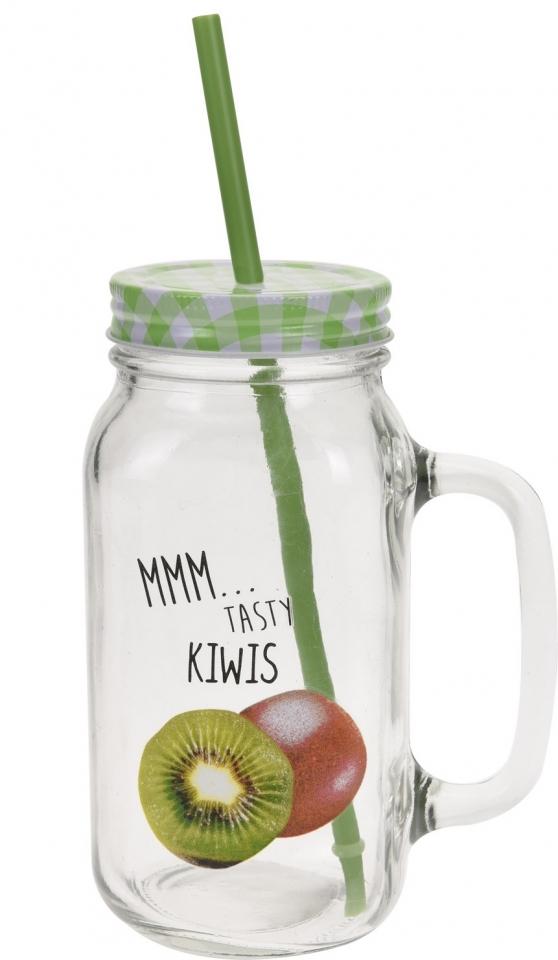 Párty sklenice Kiwi 750ml