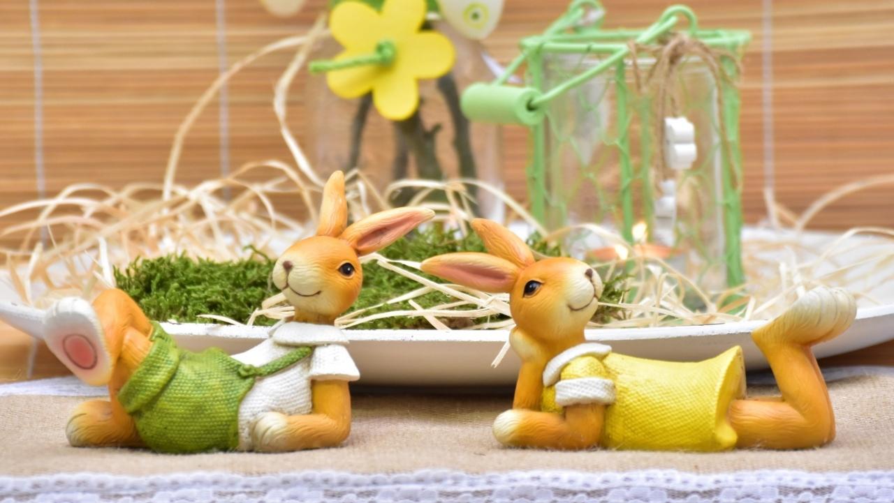 Zajíc a zaječice 10 cm