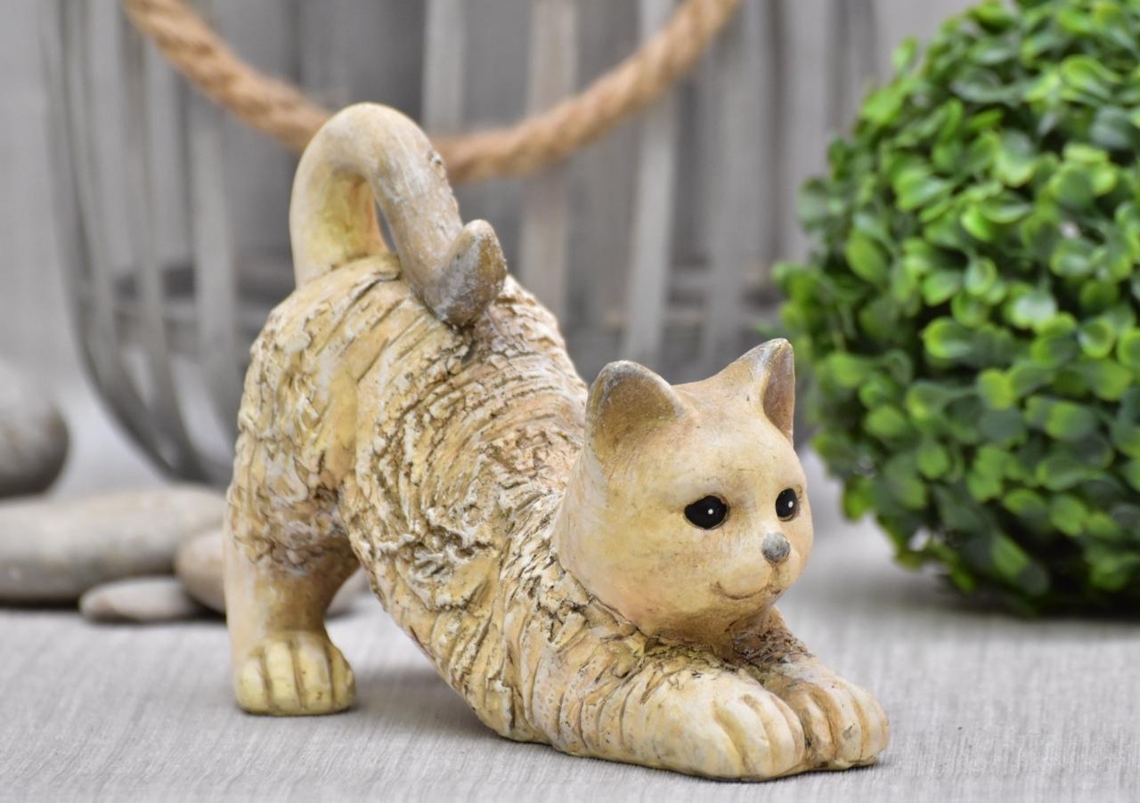 Kočka Mia 13,5x19,5x9,2 cm