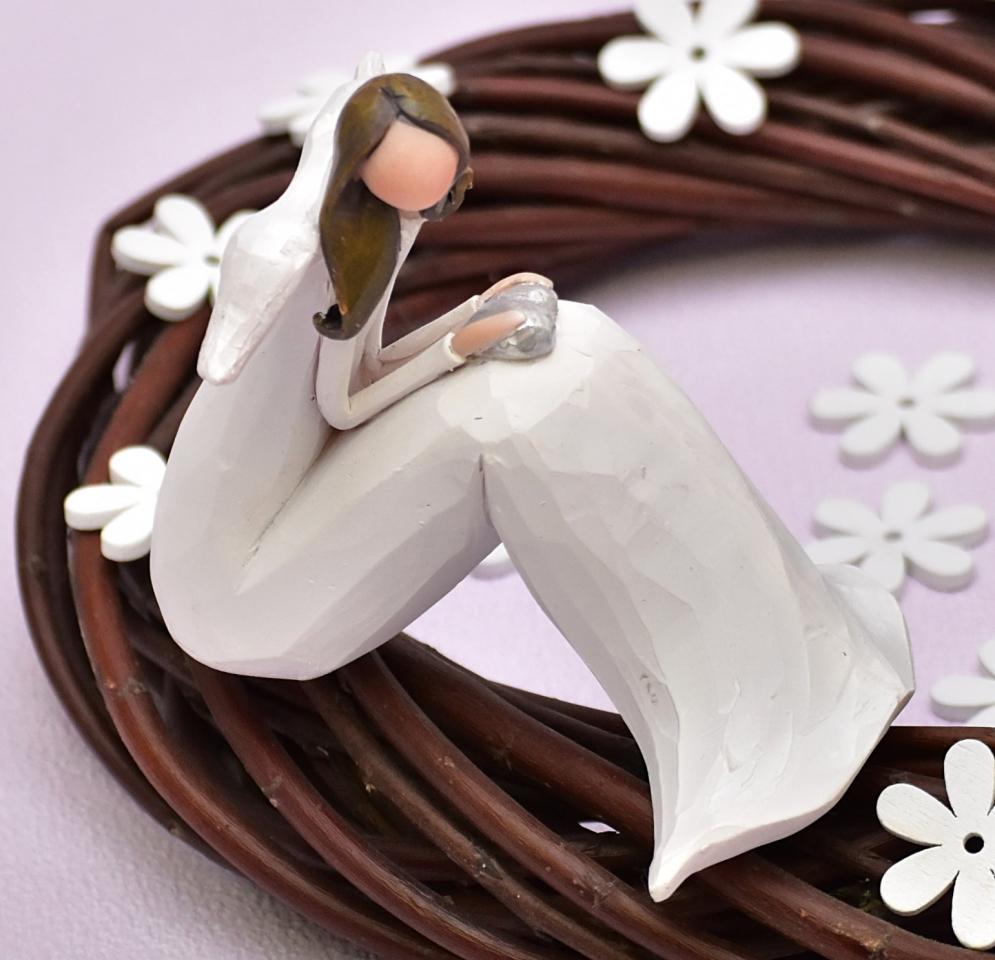 Anděl Darel 10 cm
