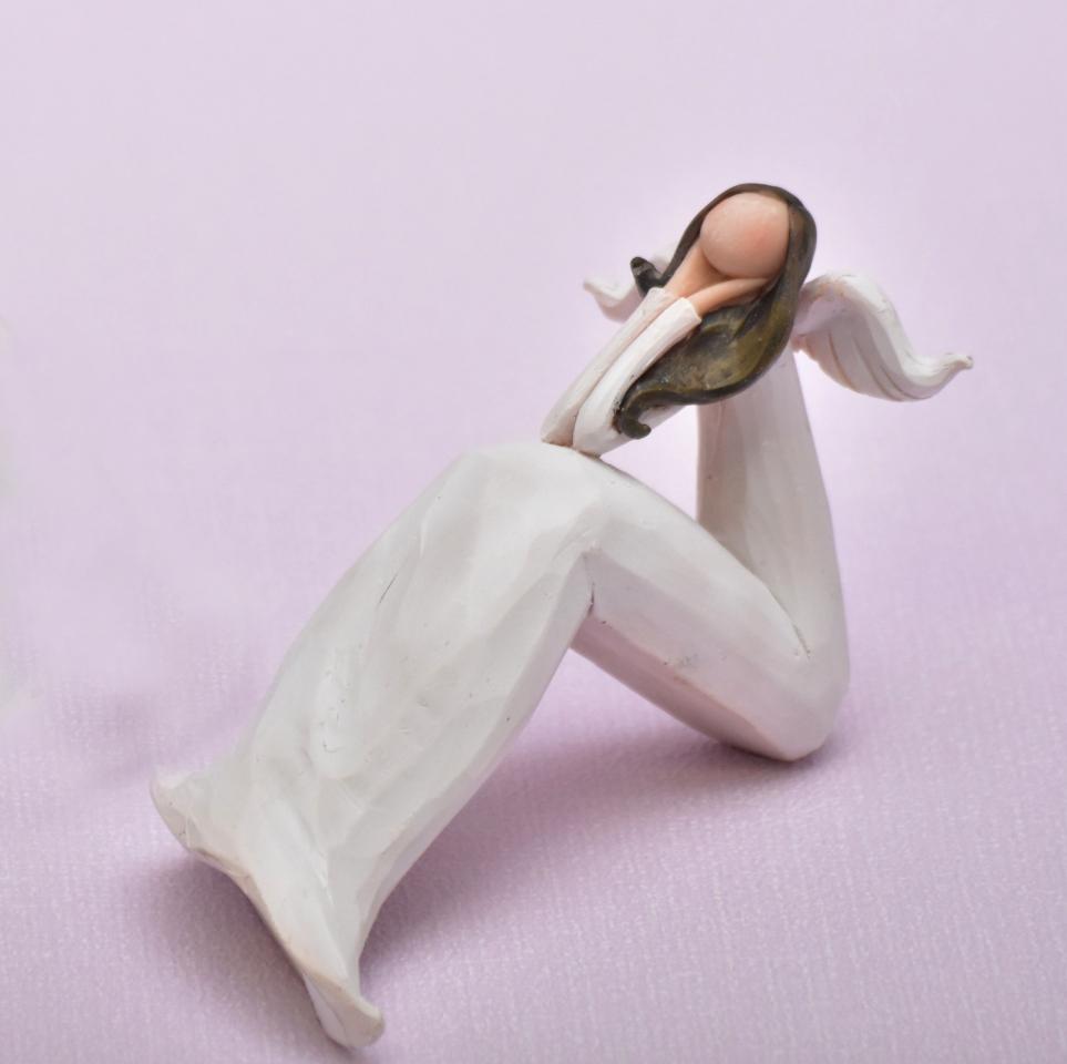 Anděl Darel 8,5 cm