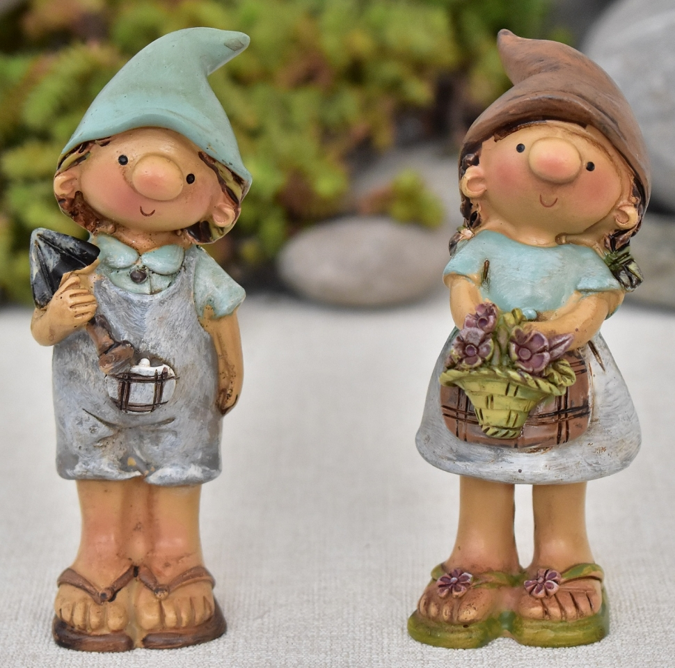Skřítci zahradníci 10,5 cm