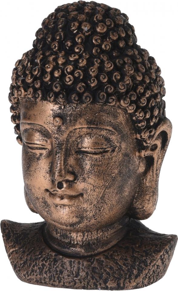 Dekorace hlava Buddhy
