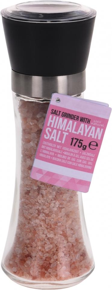 Himalajská sůl v mlýnku 175g