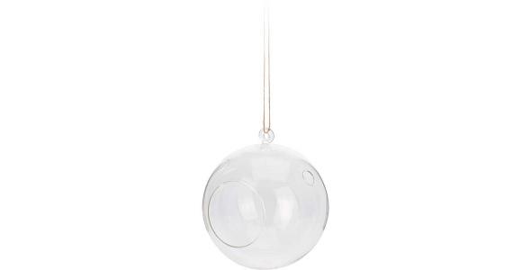 Skleněná koule aerárium 17 cm