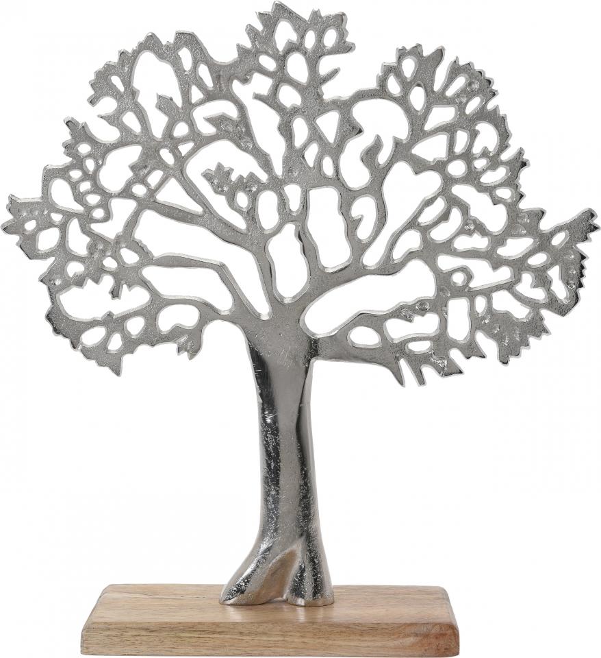 Dekorace strom na podstavci 33 cm