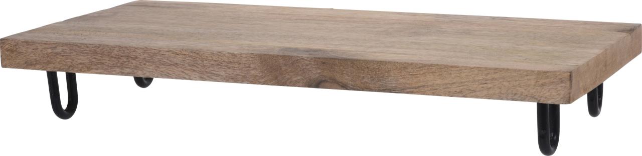 Servírovací tác z mangového dřeva 39 cm