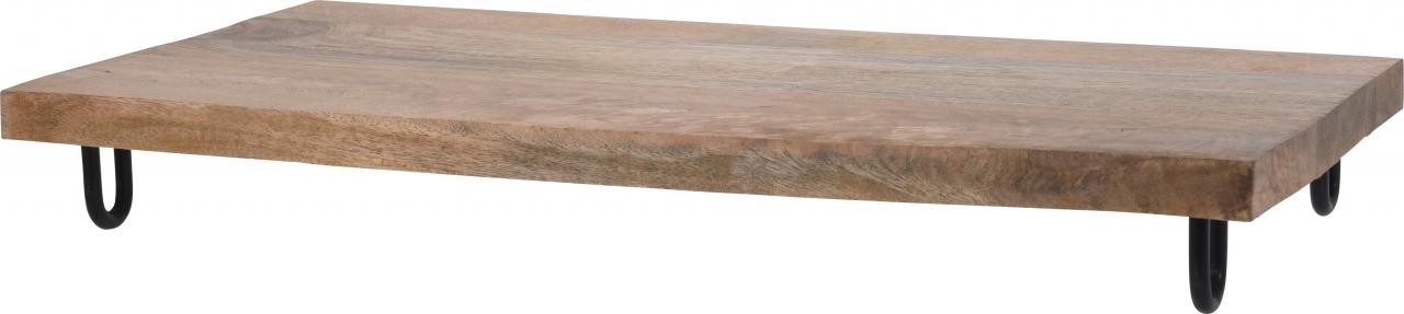 Servírovací tác z mangového dřeva 49 cm