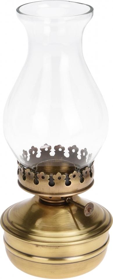 Lampa Vintage 30,5 cm zlatá