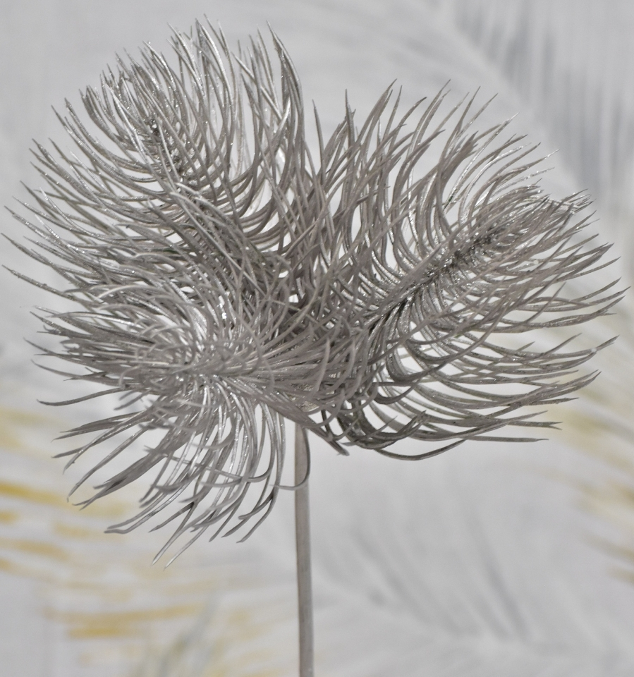 Carduus silver 56 cm