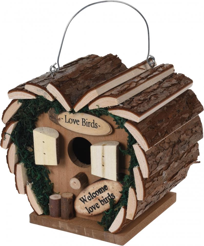 Ptačí budka Love Birds