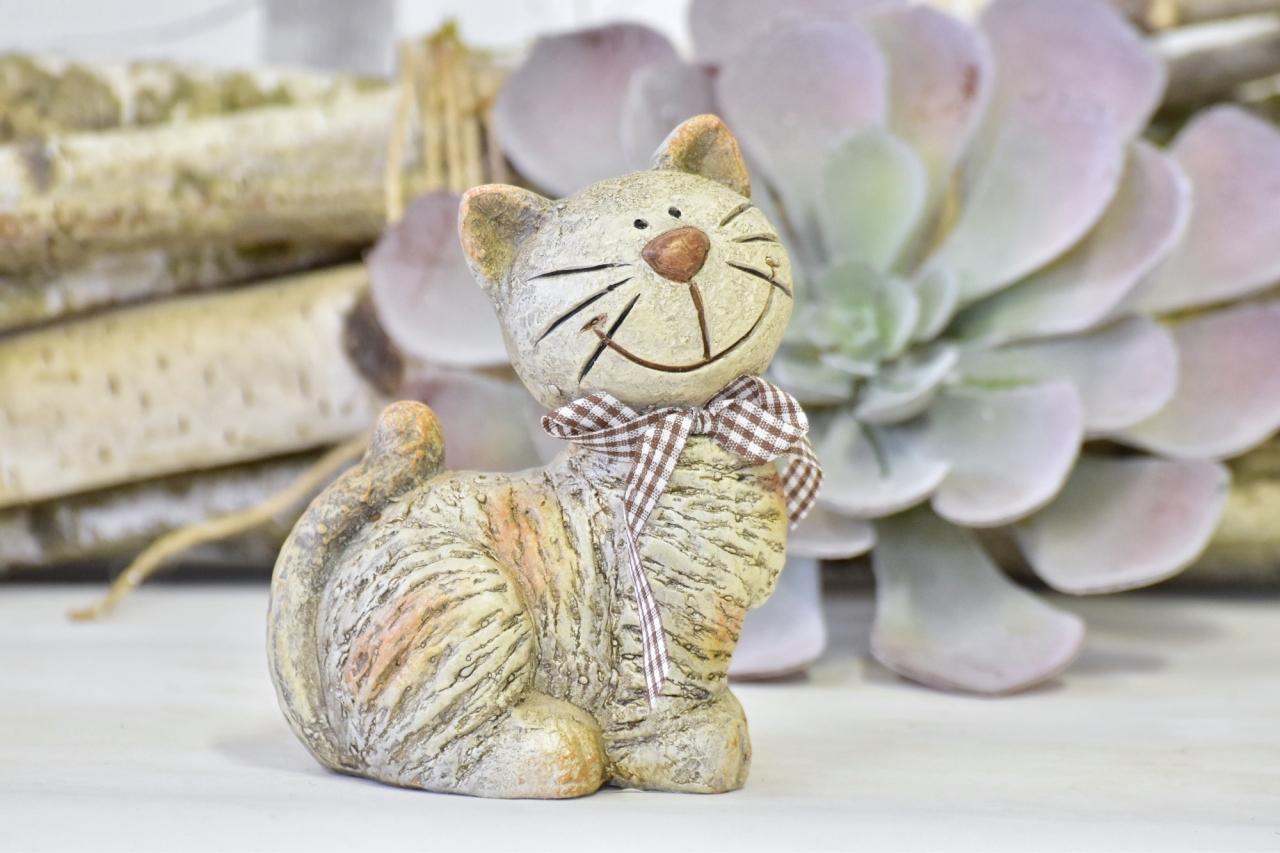 Keramická kočka Rosie S