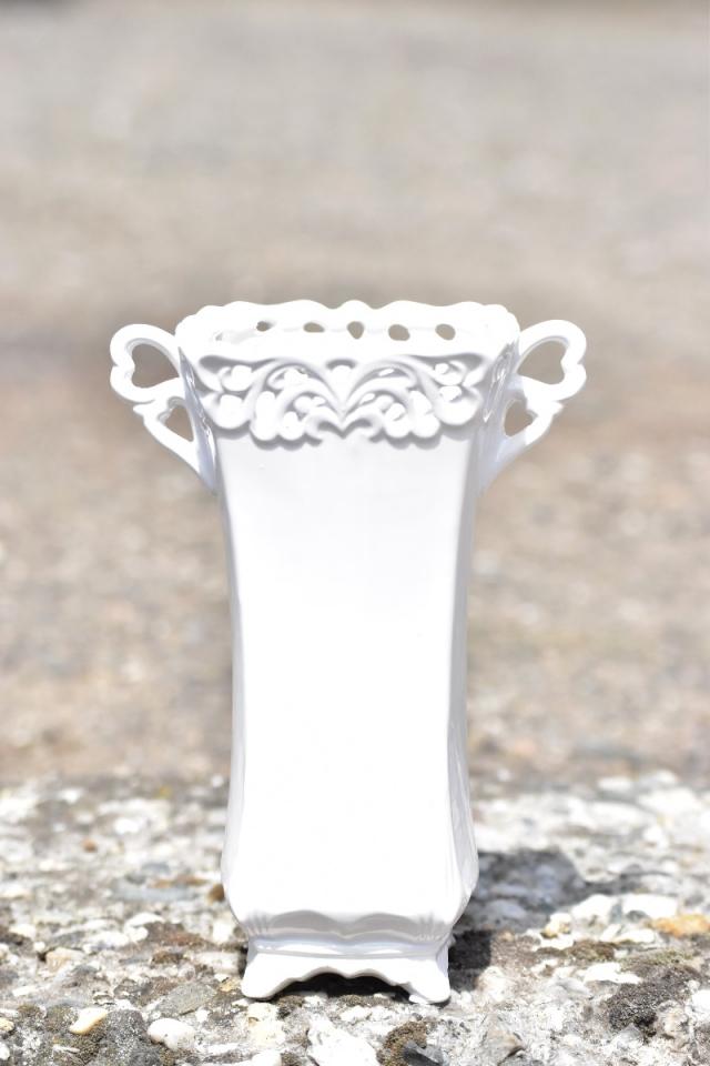 Keramická váza Antik 21x14,5x10,5 cm