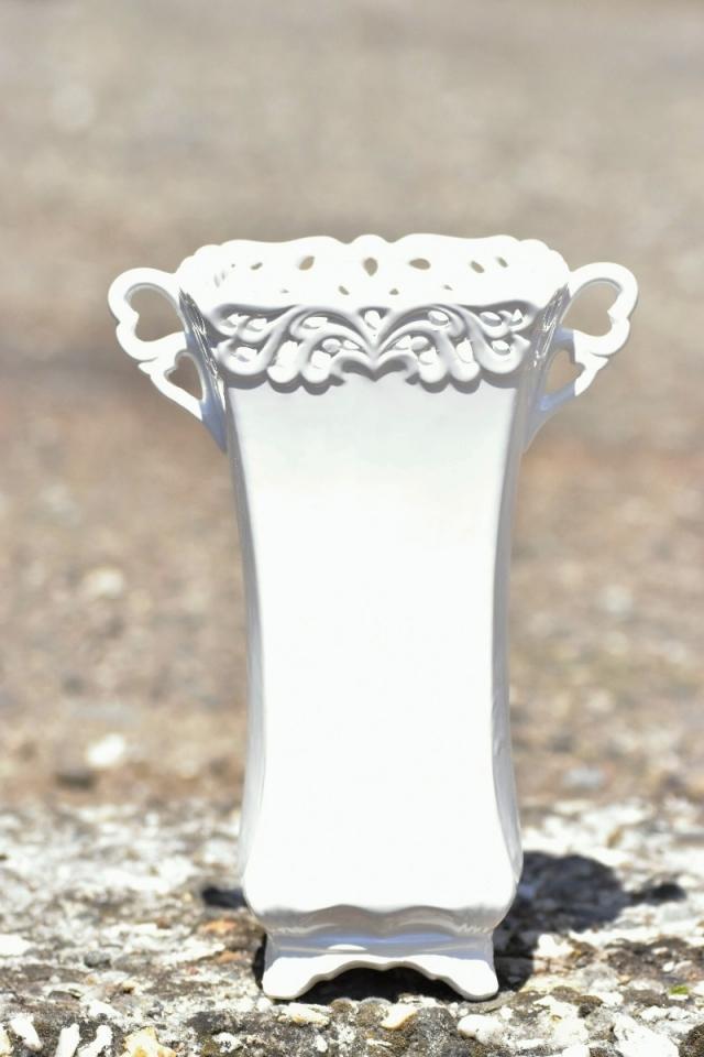 Keramická váza Antik 24x17x12,5 cm