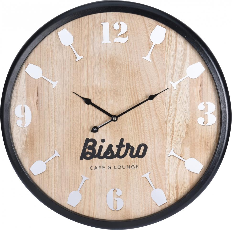 Nástěnné hodiny Bistro 60 cm