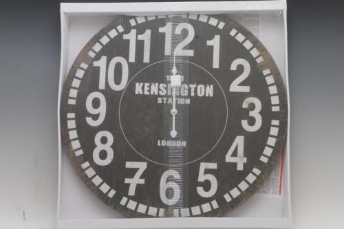 Hodiny na zavěšení KENSINGTON, 60 cm