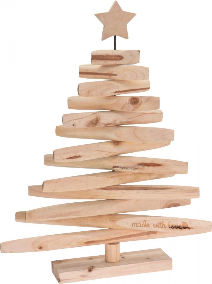 Vánoční stromek Wood 60 cm