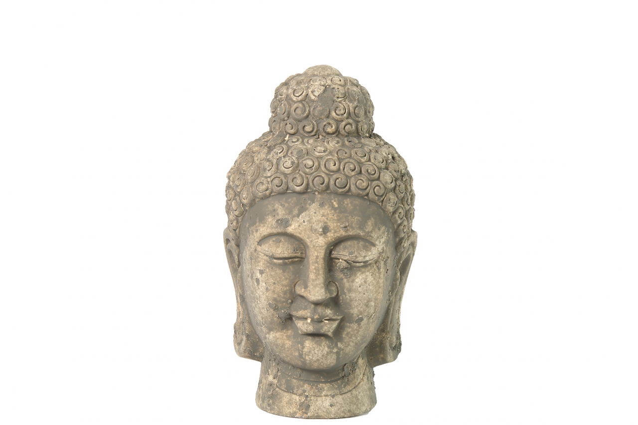 Buddha busta 23x12 cm