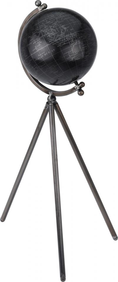 Globus na kovové stojanu 57 cm
