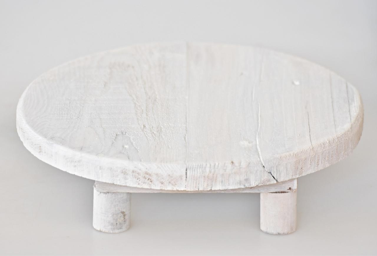 Dřevěná podložka Connor 25x6 cm