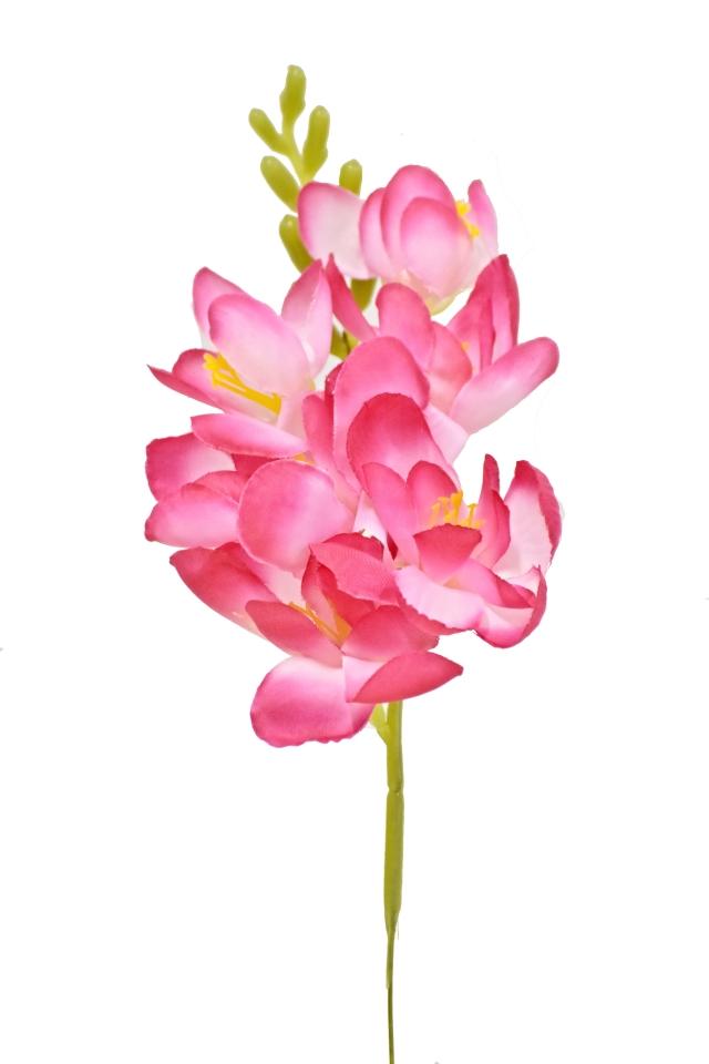Umělá frézie 26 cm, růžová