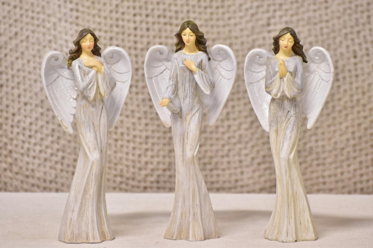 Anděl Rumia 22,5 cm, mix druhů
