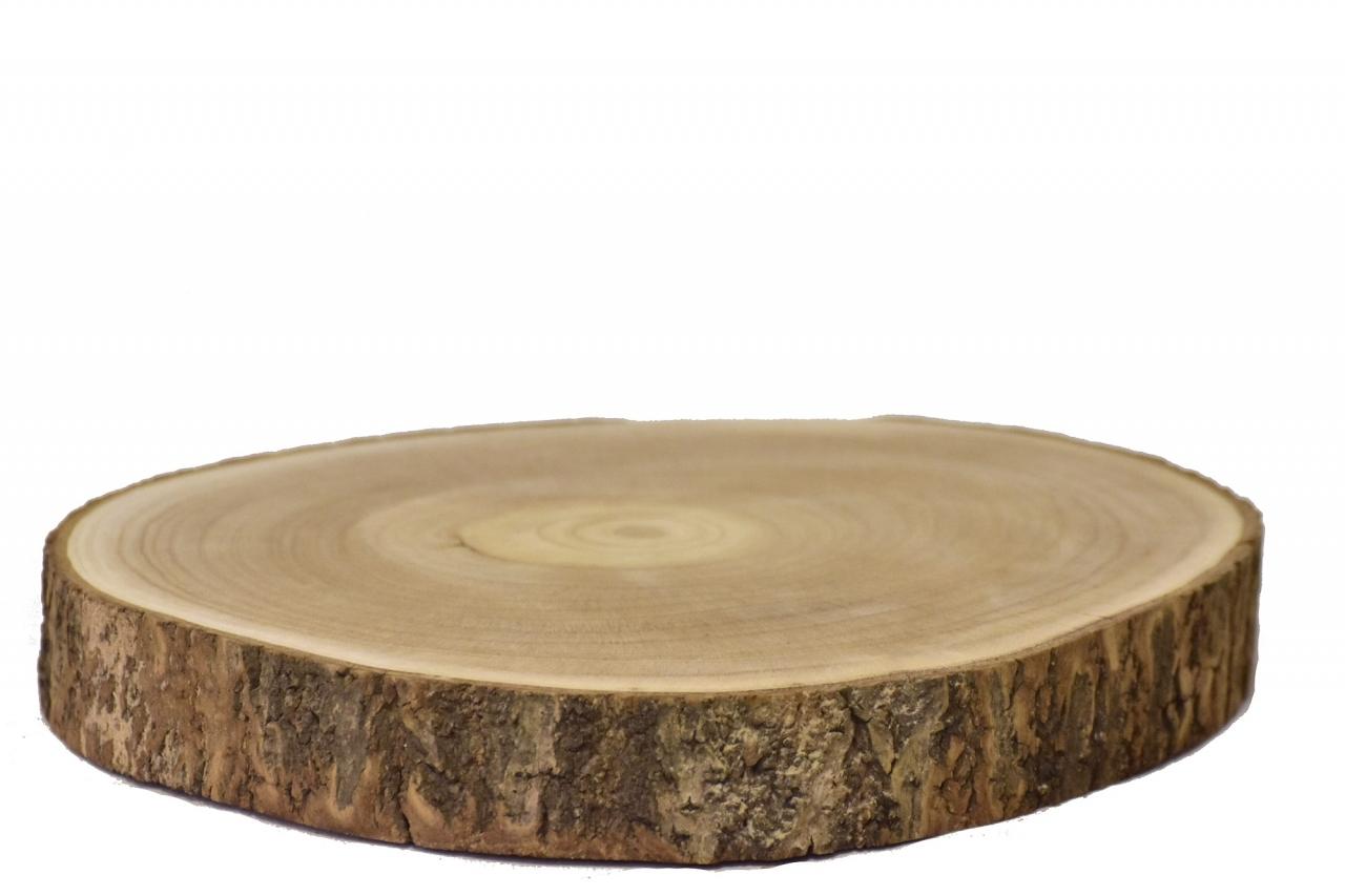 Dřevěná podložka Paulownie 30x4 cm