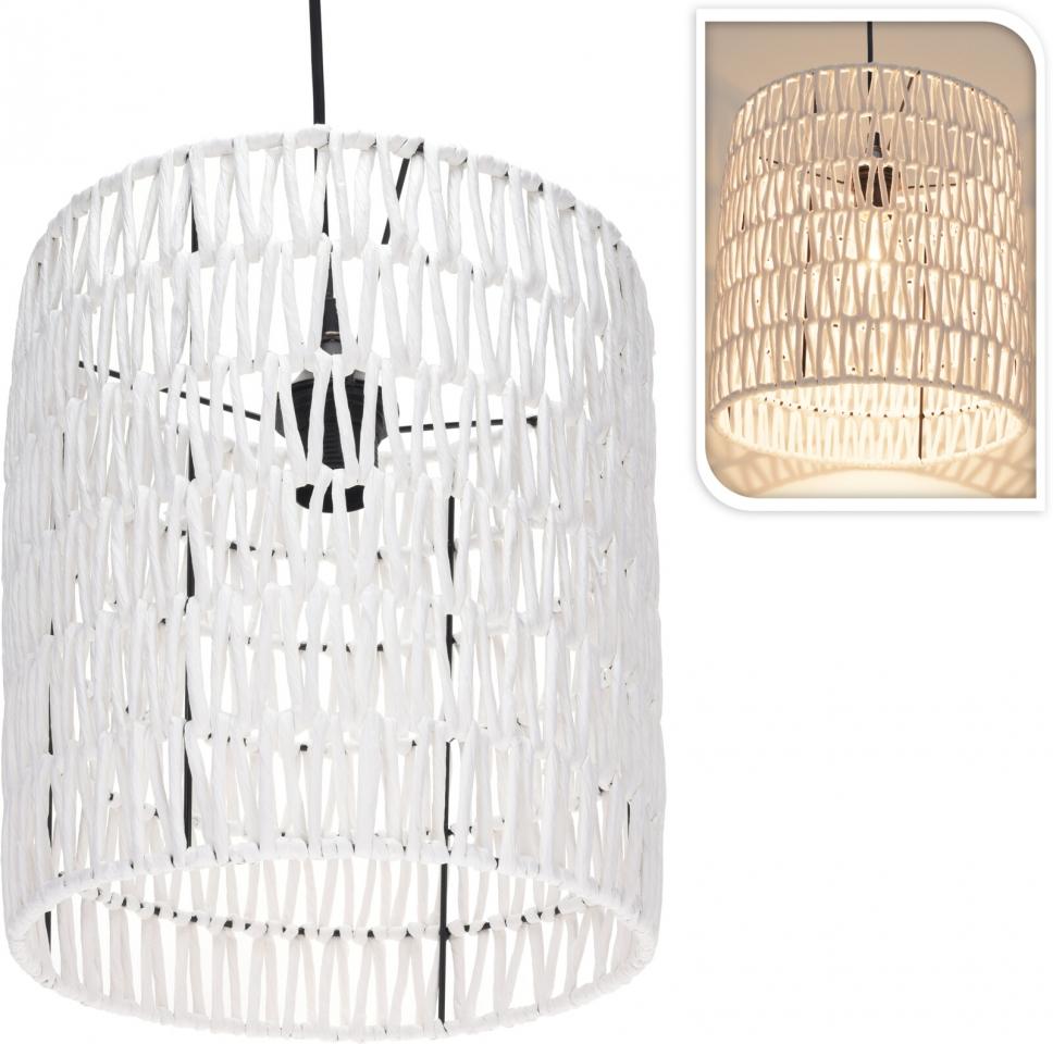 Lampa White paper 28,5x30 cm