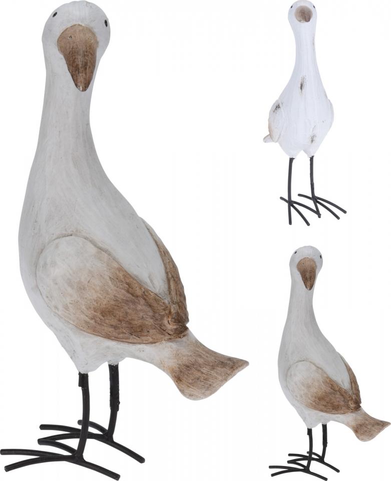 Dekorace pták Rosomák, mix druhů